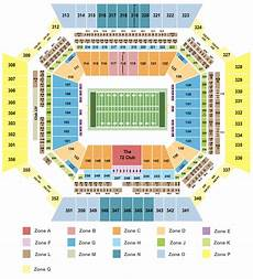 Hard Rock Miami Seating Chart Hard Rock Stadium Seating Chart Miami Gardens