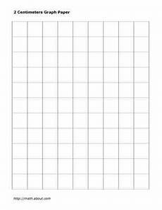 Cm Grid Practice Your Math Skills With This Printable 2 Centimeter