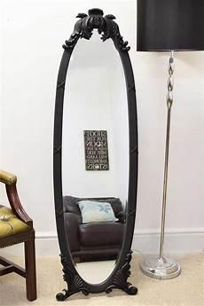 Vida Designs Nishano Cheval Mirror Free Standing Length by Cambridge Decorative Black Free Standing Mirror 165 X 48