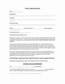 Past Due Rent Letter Past Due Rent Demand Letter Template In 2020 Business