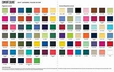 Comfort Colors Long Sleeve Color Chart Comfort Colors Color Guides The Alabama Gymnastics Store