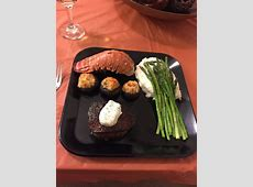 Surf and Turf  romantic dinner for two ? Hunt's Homemade