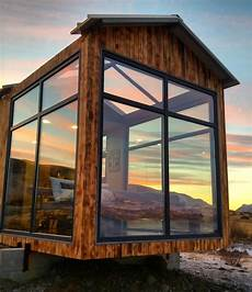 Northern Lights Glass Panorama Glass Lodge Is The Perfect Vacation Spot To Watch