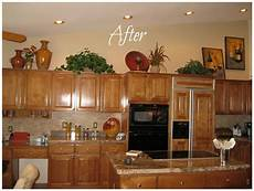 kitchen cabinets makeover ideas decorating ideas for space above kitchen cabinets