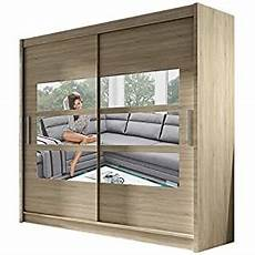 ye choice modern wardrobe bedroom mirror 2 sliding