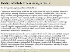 Help Desk Analyst Interview Questions Top 10 Help Desk Manager Interview Questions And Answers