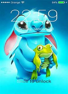lilo and stitch lock screen for android apk
