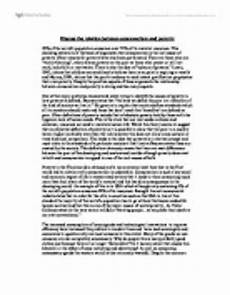 Essay On Consumerism Discuss The Relation Between Consumerism And Poverty