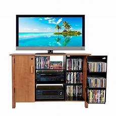 venture horizon 42 tv stand and locking media storage