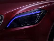 Mercedes Benz Cornering Lights New Mercedes Benz Lights Technology
