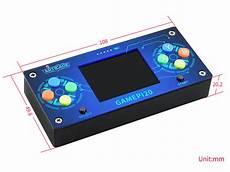 Waveshare Gamepi20 Inch Display waveshare gamepi20 16gb 2 0 inch ips display handheld