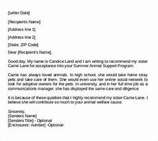 Letter Or Recommendation Template Free 28 Letter Of Recommendation In Ms Word Pdf Pages