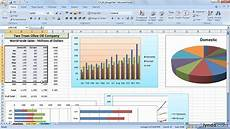 Excel Chart Types Excel Office Setting A Default Chart Type And Creating A