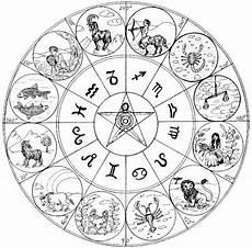 Zodiac Chart Zodiac Signs And Elements