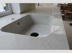 Quartz Kitchen Countertop and Integrity Sink   Everything Stone