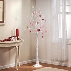 6 Ft Lighted Twig Tree Holiday Peak Lighted White Birch Tree 6 Foot Pre Lit