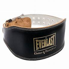 Everlast Weight Lifting Belt Size Chart New Everlast Mens Weight Lifting Belt Small Size 6 Inch