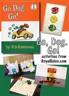Go Dog Go Book Go Dog Go Virtual Book Club February Royal Baloo