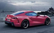 toyota 2019 supra new information says 2019 toyota supra will get a manual