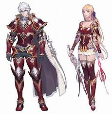 Aion Design Costume Designs Characters Amp Art Aion Costume Design