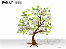 Family Tree Pics Template Family Tree Powerpoint Presentation Slides