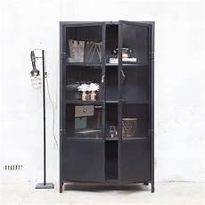 Schlafzimmer Vitrine by Industrie Design Vitrinenschrank Vitrine Metallschrank