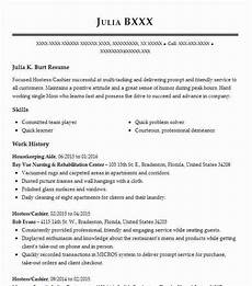 Housekeeping Aide Resume Housekeeping Aide Objectives Resume Objective Livecareer