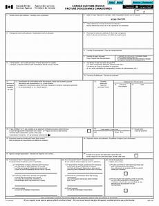 Invoice Template Canada Canada Customs Invoice The Low Down