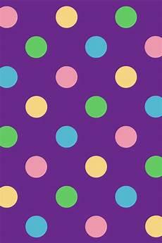 Polka Dot Wallpaper For Iphone by Polka Dot Iphone Wallpaper Wallpapersafari