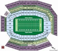 Eagles Stadium Seating Chart Lincoln Financial Field Tickets And Seating Chart