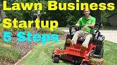Lawn Mowing Business Name Ideas How To Start A Lawn Care Business Youtube