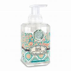Michel Design Soap Foaming Hand Soap By Michel Design Works Orange Cream