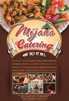 Catering Flyers Design Restaurant Catering Flyer Restaurant Catering Flyer