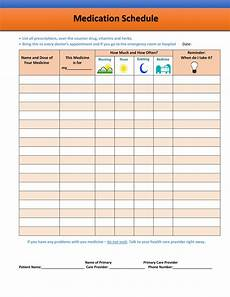medication calendar template the best medical terminology list printable snyder website
