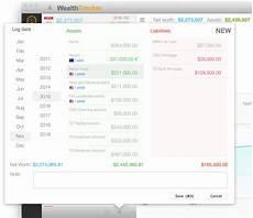 Best Net Worth Tracker Wealth Tracker For Mac