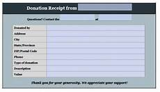 charitable donation receipt template word free donation invoice template receipt excel pdf
