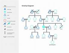 Kinship Chart Generator Online How To Make A Kinship Diagram Lucidchart Blog