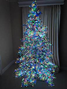 Christmas Tree Decorating Ideas With Multicolor Lights 65 Fantastic Ideas For Christmas Lighting Decorations To