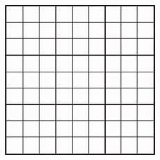 Sudoku Printable Grids File 9x9 Empty Sudoku Grid Svg Wikimedia Commons