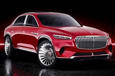 ultra luxury maybach suv coming soon carbuzz