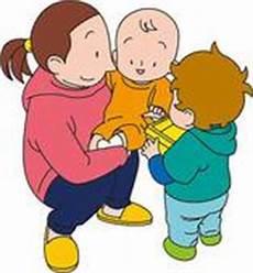 Babysitting Clipart Free Clip Art Of Babysitter Illustrative Technique U19436872