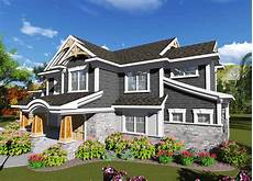 Home Design Story Coins 2 Story Craftsman With 4 Bedrooms 89993ah