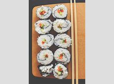 How to Make Sushi at Home   Minimalist Baker Recipes