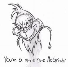 Grinch Malvorlagen Jepang The Grinch By Phycosmiley On Deviantart
