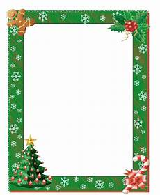 Holiday Borders For Microsoft Word 1000 Images About Printable Christmas Winter Paper On