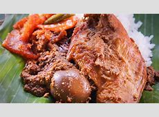 Resep Gudeg Nangka   Resep masakan indonesia