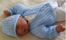 baby knitting pattern boys or reborn dolls sweater set