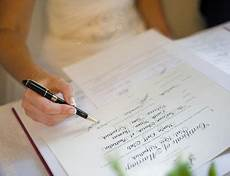 Traditional Or Unique Wedding Vows Can Tell The Story Of
