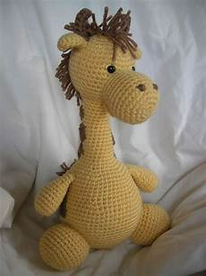 girard the giraffe amigurumi crochet pattern only pdf