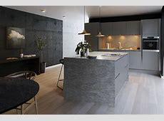 Dark kitchens: black, navy and dark grey kitchen ideas   loveproperty.com